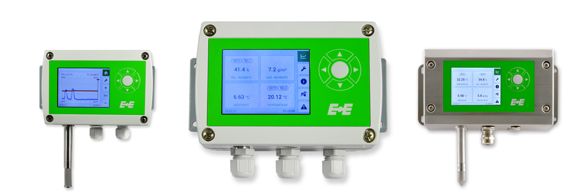 EE310 humidity and temperature transmitter from E+E Elektronik